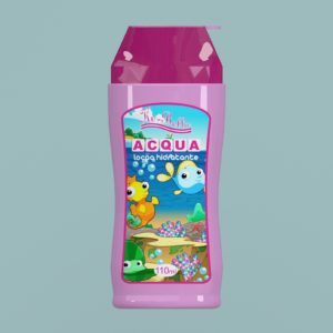 Acqua Hidratante Rosa 110ml