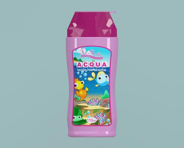 Ki-Bella Acqua Hidratante Rosa