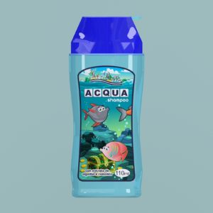 Acqua Shampoo Azul 110ml
