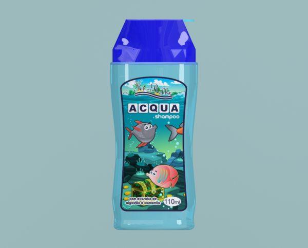 Ki-Bella Acqua Shampoo Azul