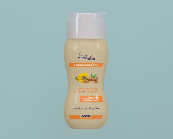 Ki-Bella Condicionador Manteiga de Karité&Girassol
