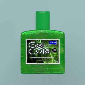 Gel Que Cola Flip Verde 250g
