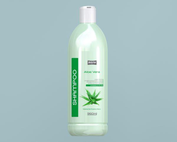 Shampoo Aloe Vera 960ml