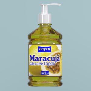 Sabonete Líquido com Válvula Maracujá 500ml