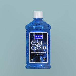 Gel Que Cola Flip Azul 1kg