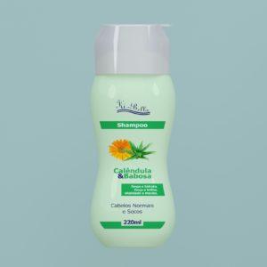 Shampoo Calêndula & Babosa 220ml