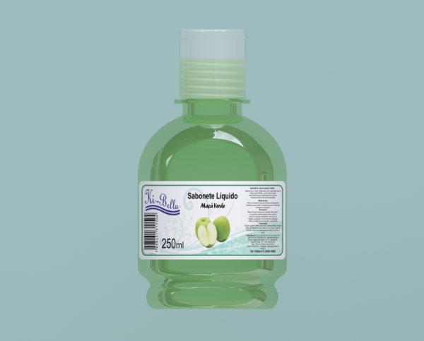 Sabonete Líquido Maça Verde 250ml