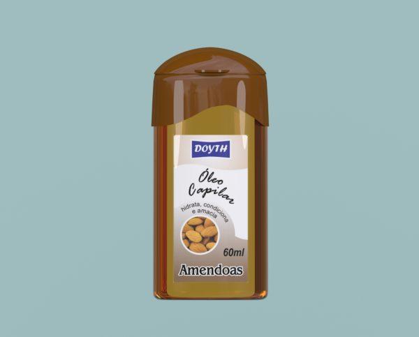 Óleo Capilar Amendoas 60ml
