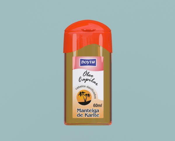 Óleo Capilar Manteiga de Karite 60ml