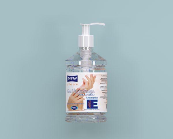 Gel Higienizante 450g