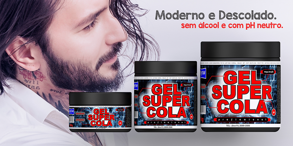 Gel Super Cola Doyth